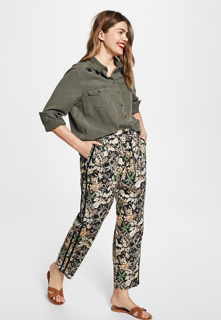 Женские зауженные брюки Violeta by Mango (Виолетта бай Манго) 21085723