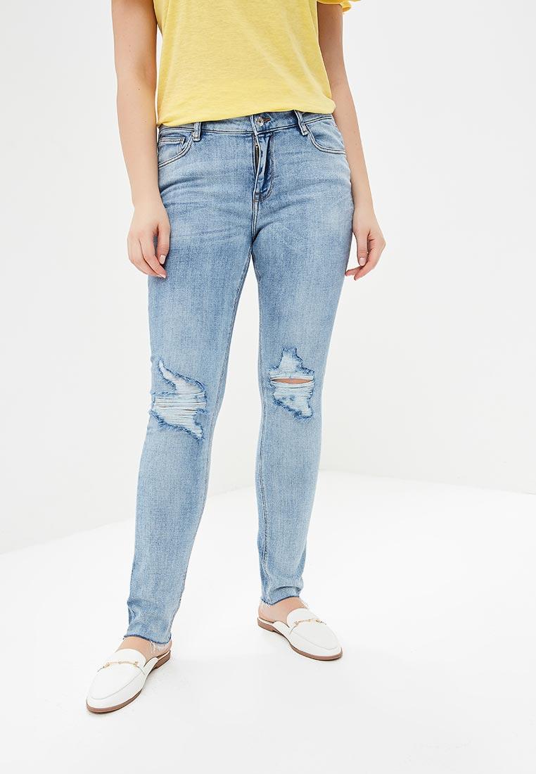 Зауженные джинсы Violeta by Mango (Виолетта бай Манго) 23057636