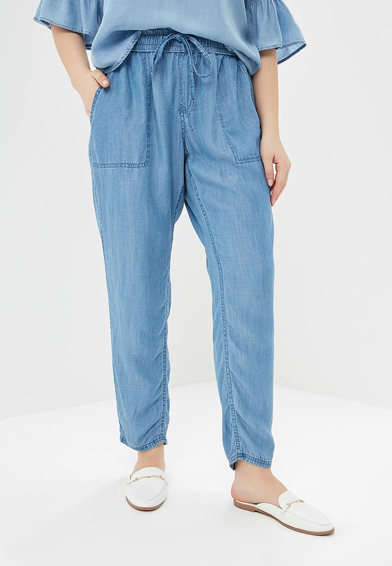 Женские зауженные брюки Violeta by Mango (Виолетта бай Манго) 23097655