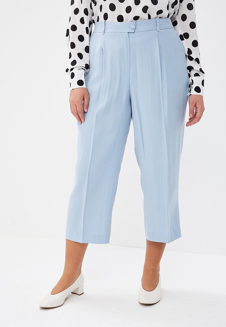 Женские прямые брюки Violeta by Mango (Виолетта бай Манго) 21097675
