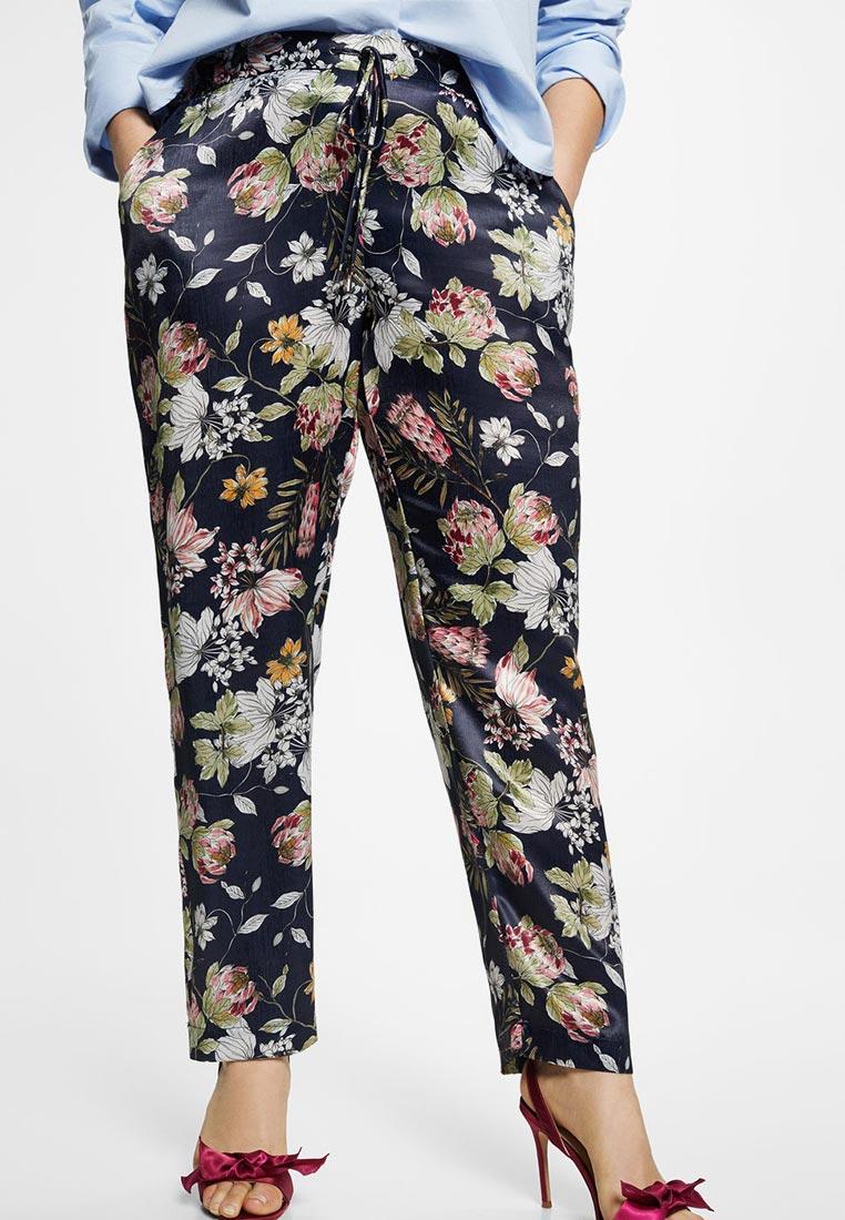 Женские зауженные брюки Violeta by Mango (Виолетта бай Манго) 21087690