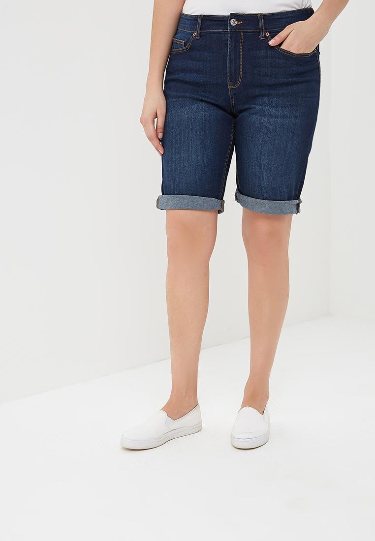 Женские джинсовые шорты Violeta by Mango (Виолетта бай Манго) 23045625