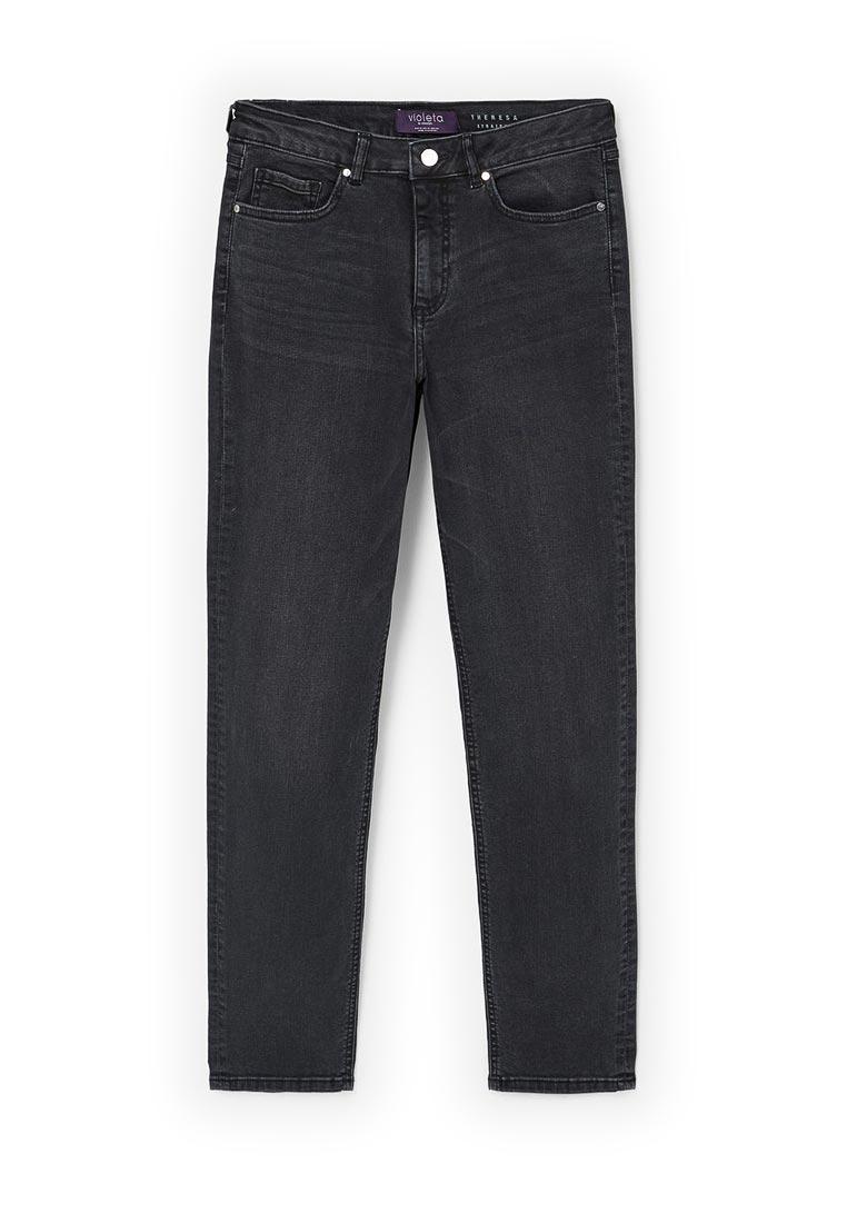 Прямые джинсы Violeta by Mango (Виолетта бай Манго) 83070171