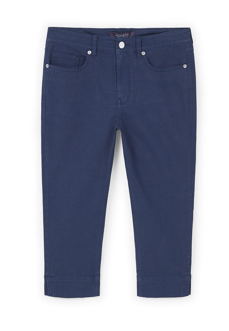 Зауженные джинсы Violeta by Mango (Виолетта бай Манго) 83047538