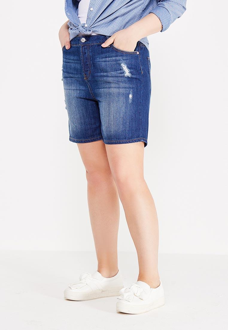 Женские джинсовые шорты Violeta by Mango (Виолетта бай Манго) 83049005