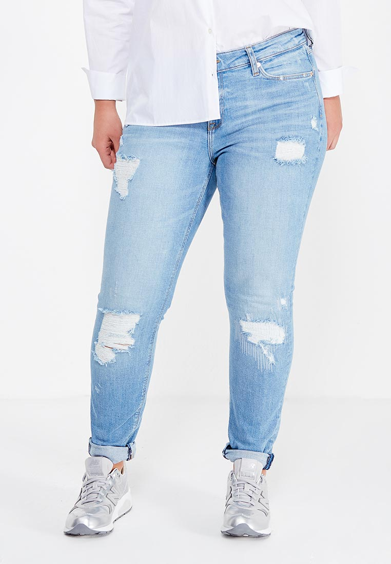 Зауженные джинсы Violeta by Mango (Виолетта бай Манго) 13000356