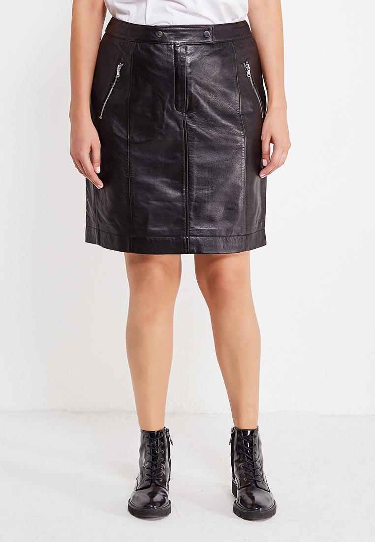 Широкая юбка Violeta by Mango (Виолетта бай Манго) 13075654