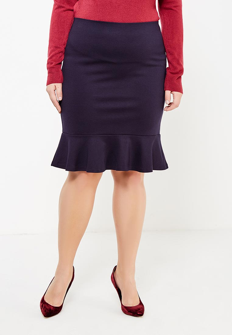 Узкая юбка Violeta by Mango (Виолетта бай Манго) 13065638