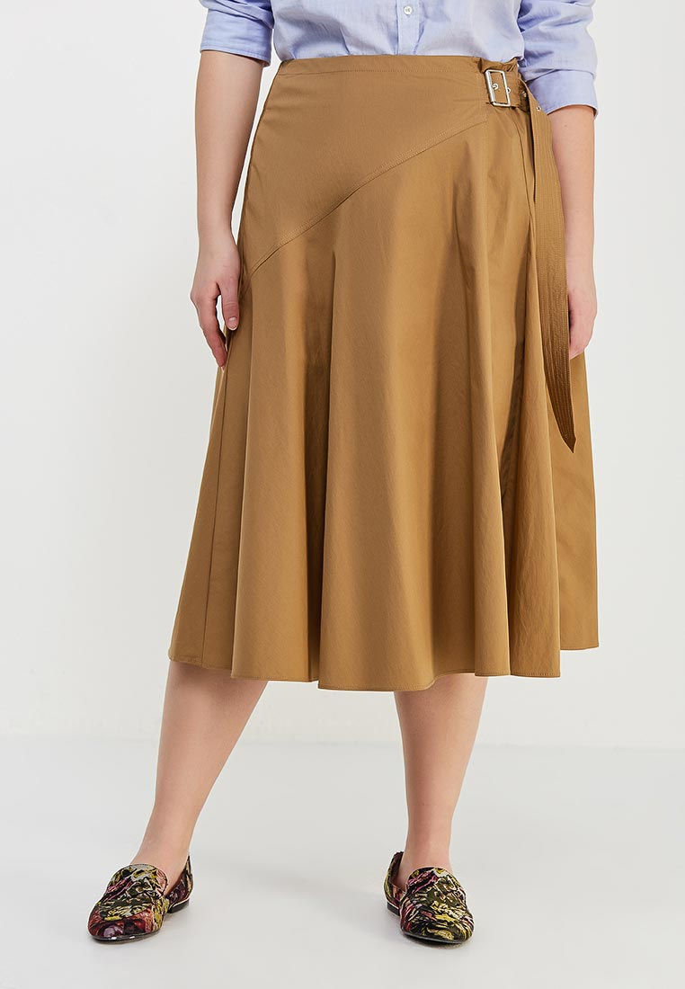 Широкая юбка Violeta by Mango (Виолетта бай Манго) 21020591