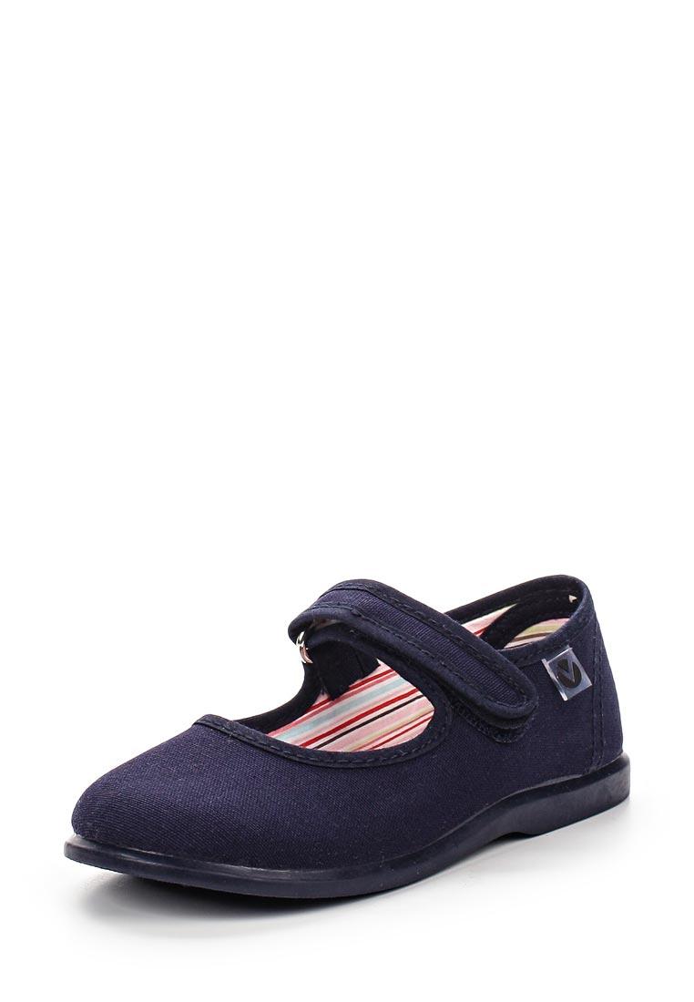 Туфли для девочек Victoria 102706
