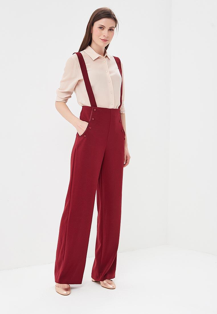 Женские широкие и расклешенные брюки Vittoria Vicci 1711-4163