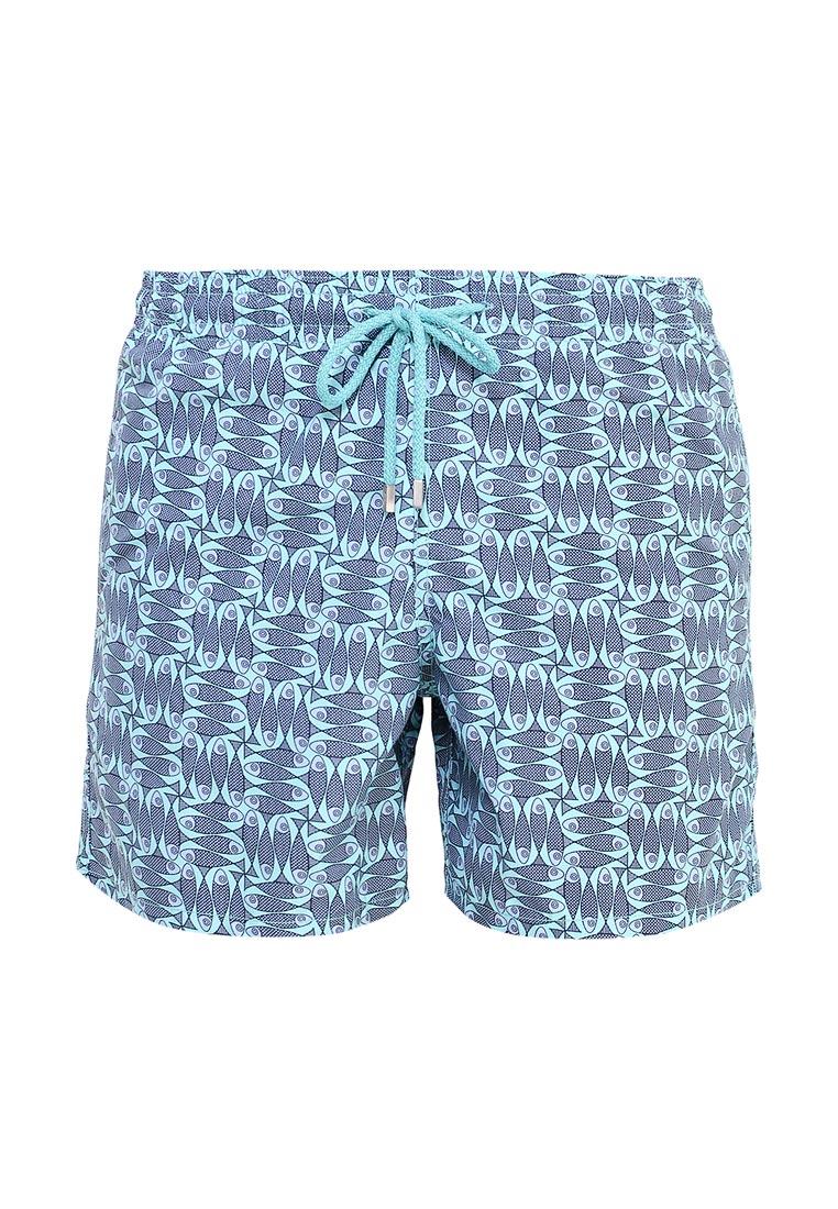 Мужские шорты для плавания Vilebrequin MOO7008E/333