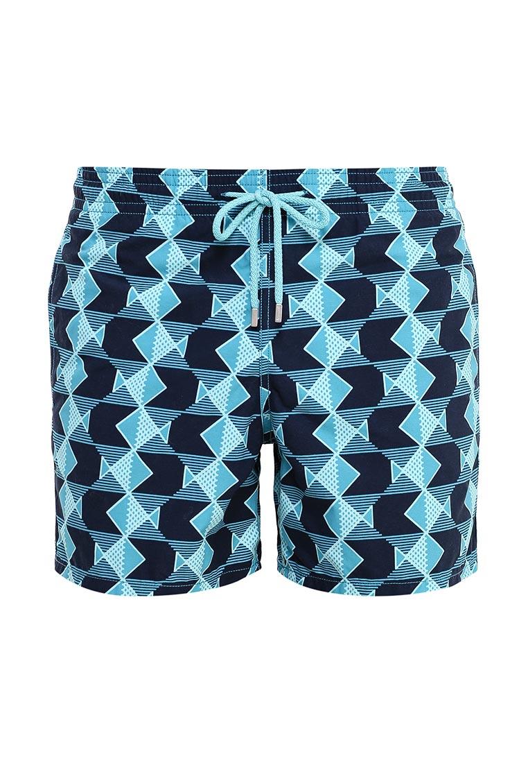 Мужские шорты для плавания Vilebrequin MOO7004E/356
