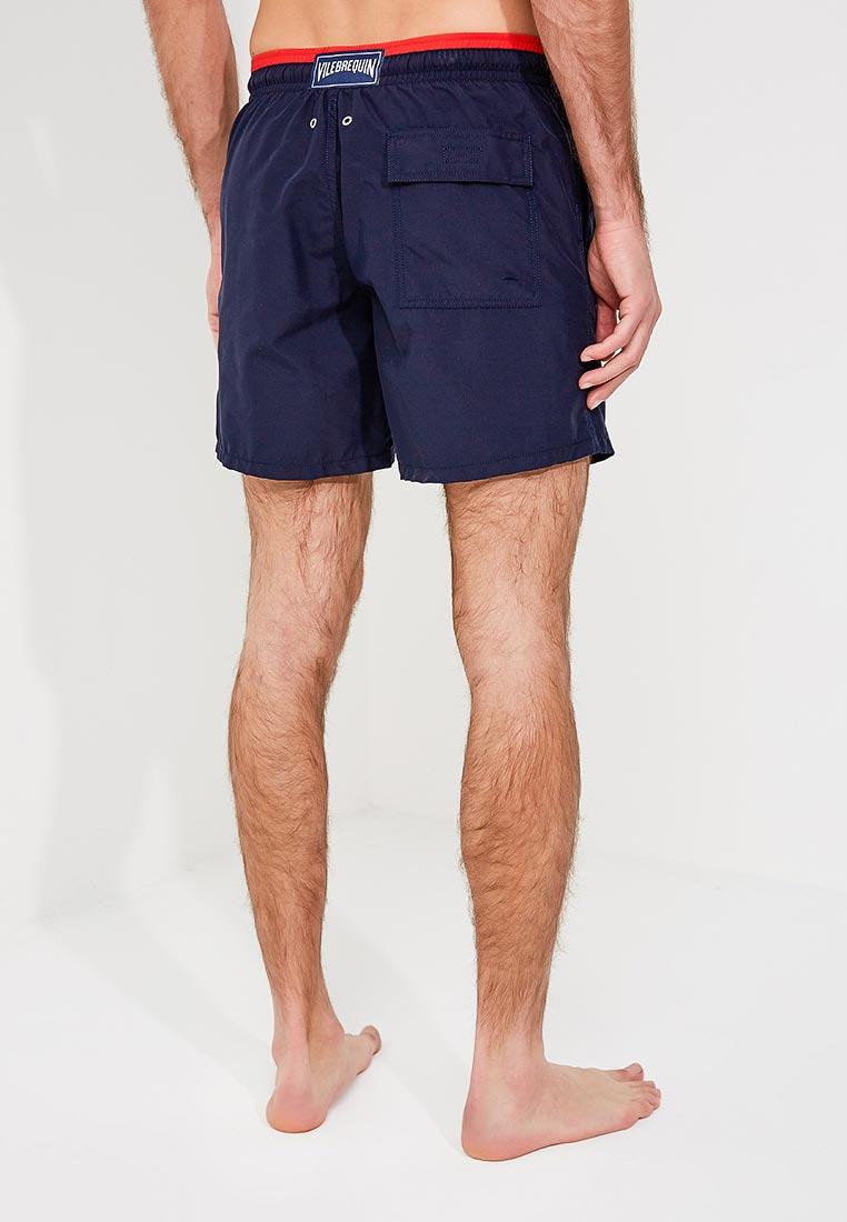 Мужские шорты для плавания Vilebrequin MOKP707P/395