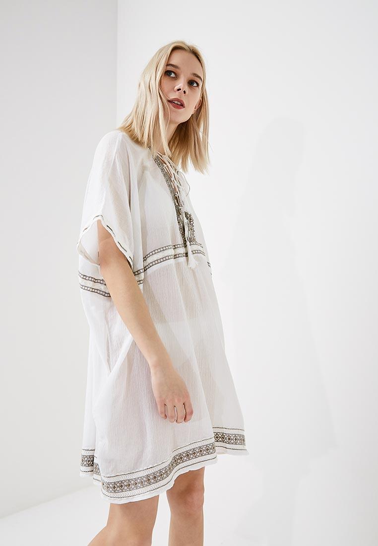 Платье-миди Vitamin A 7CS WEG