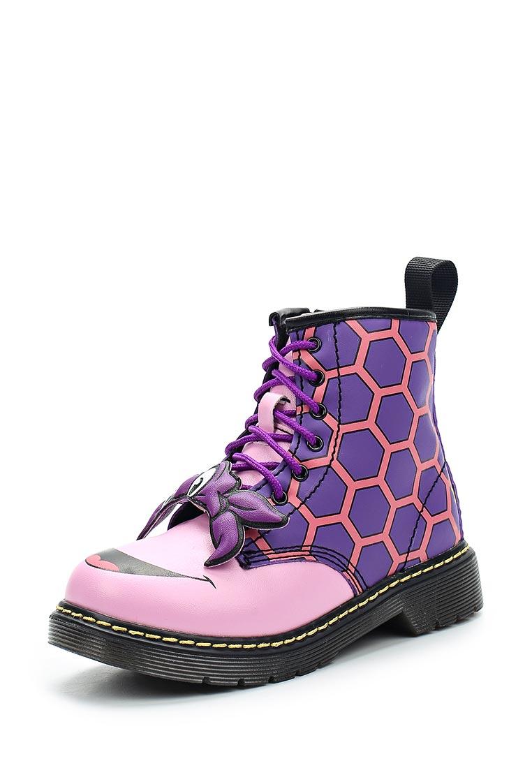 Ботинки для девочек Vitacci (Витачи) 230052: изображение 1