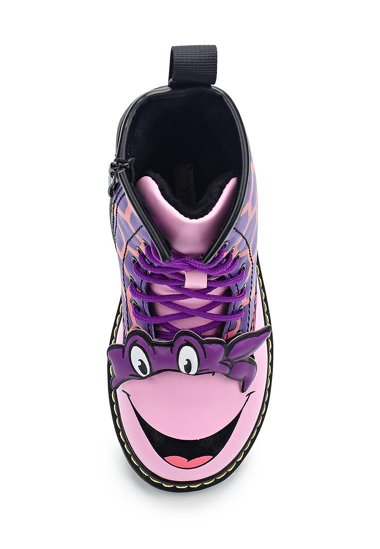Ботинки для девочек Vitacci (Витачи) 230052: изображение 4
