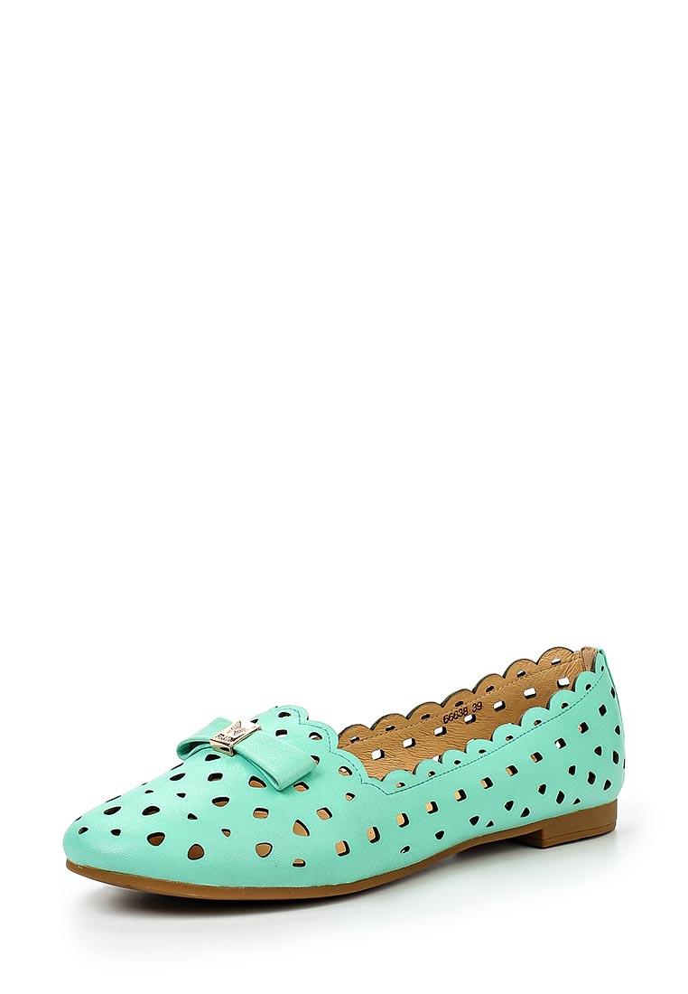 Туфли на плоской подошве Vitacci (Витачи) 66638
