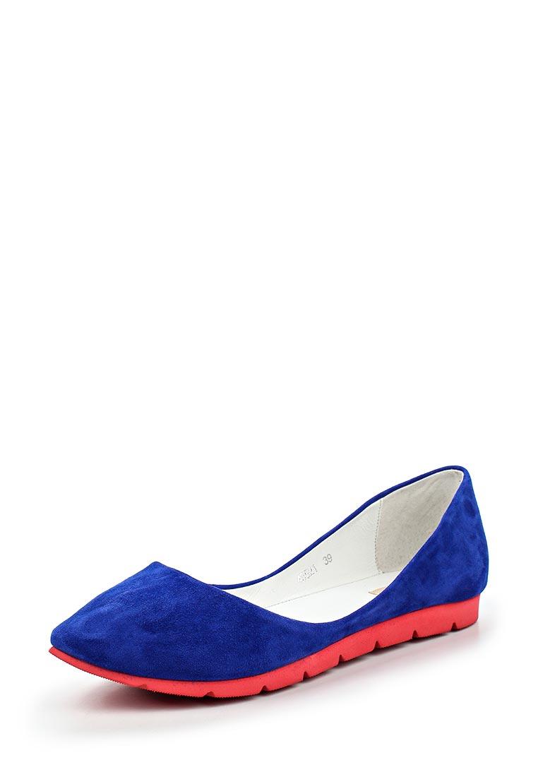 Туфли на плоской подошве Vitacci (Витачи) 45521