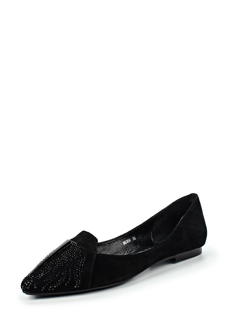 Туфли на плоской подошве Vitacci (Витачи) 86306