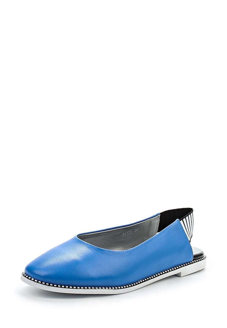 Туфли на плоской подошве Vitacci (Витачи) 94124