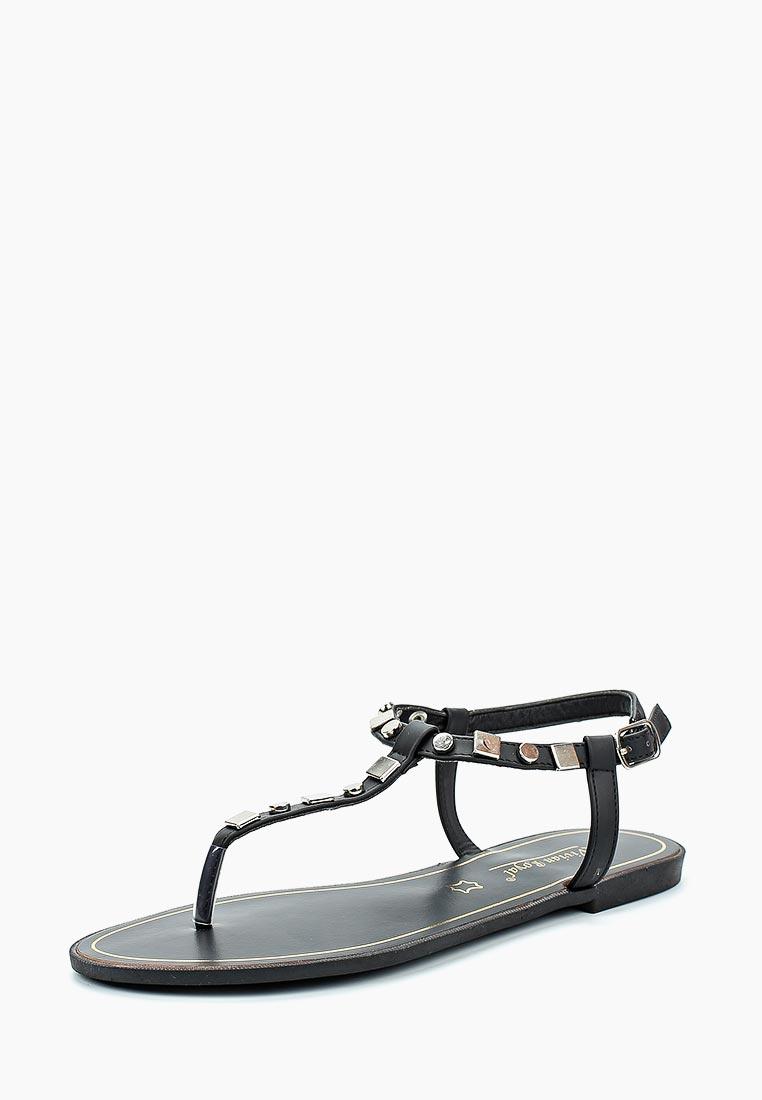 Женские сандалии Vivian Royal B1554-1
