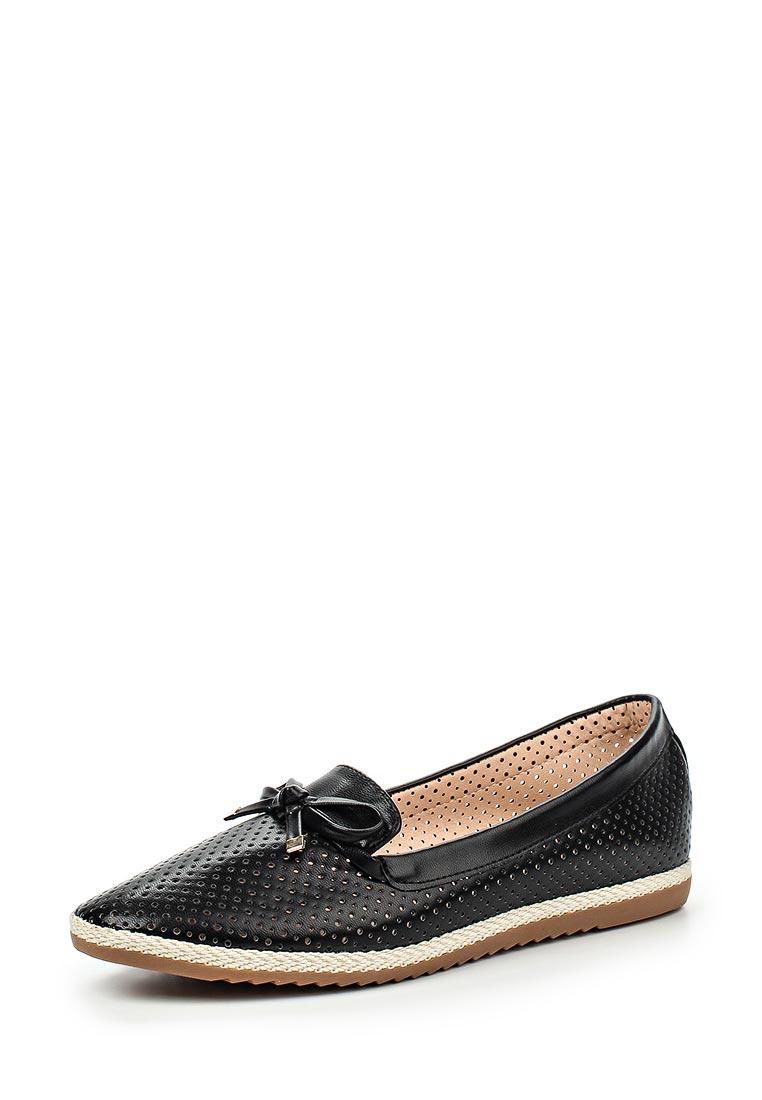 Туфли на плоской подошве Vivian Royal Q6023