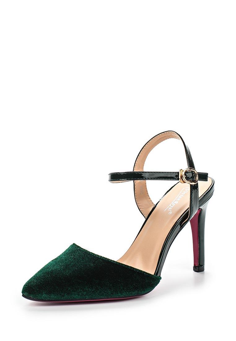 Женские туфли Vivian Royal D056-1