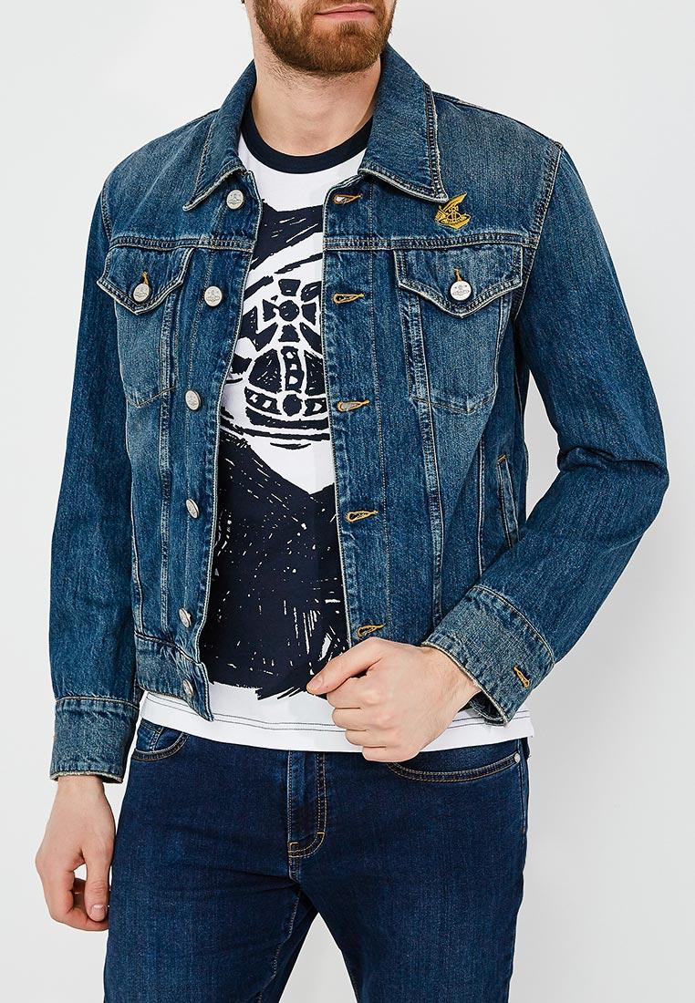 Джинсовая куртка Vivienne Westwood Anglomania 23010001-10390-DE