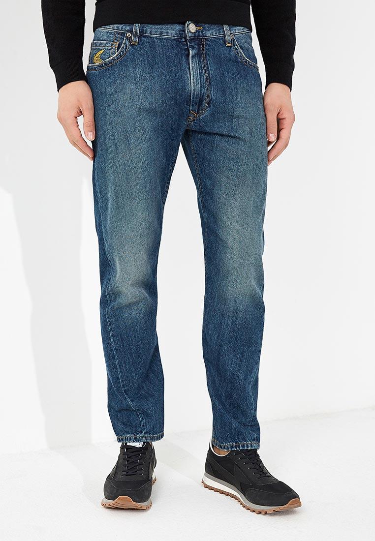 Мужские прямые джинсы Vivienne Westwood Anglomania 28020005-10390-DE