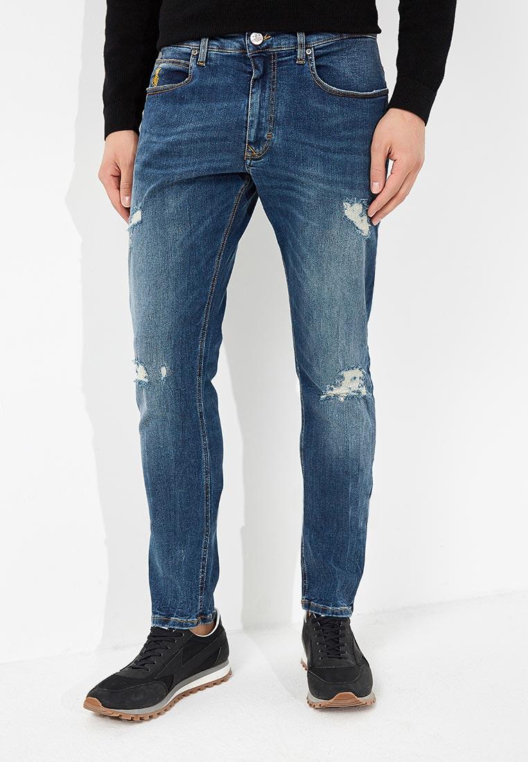 Мужские прямые джинсы Vivienne Westwood Anglomania 28020001-10383-DE