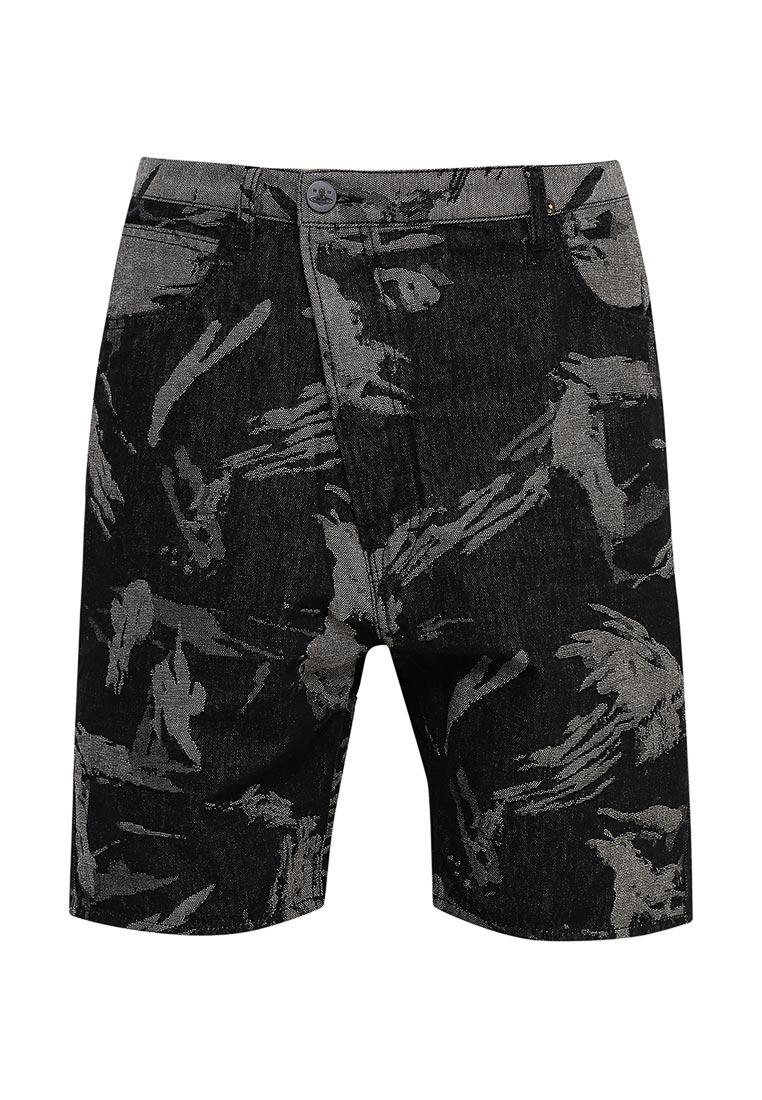 Мужские джинсовые шорты Vivienne Westwood Anglomania DS0IWB-DS0A5-DE