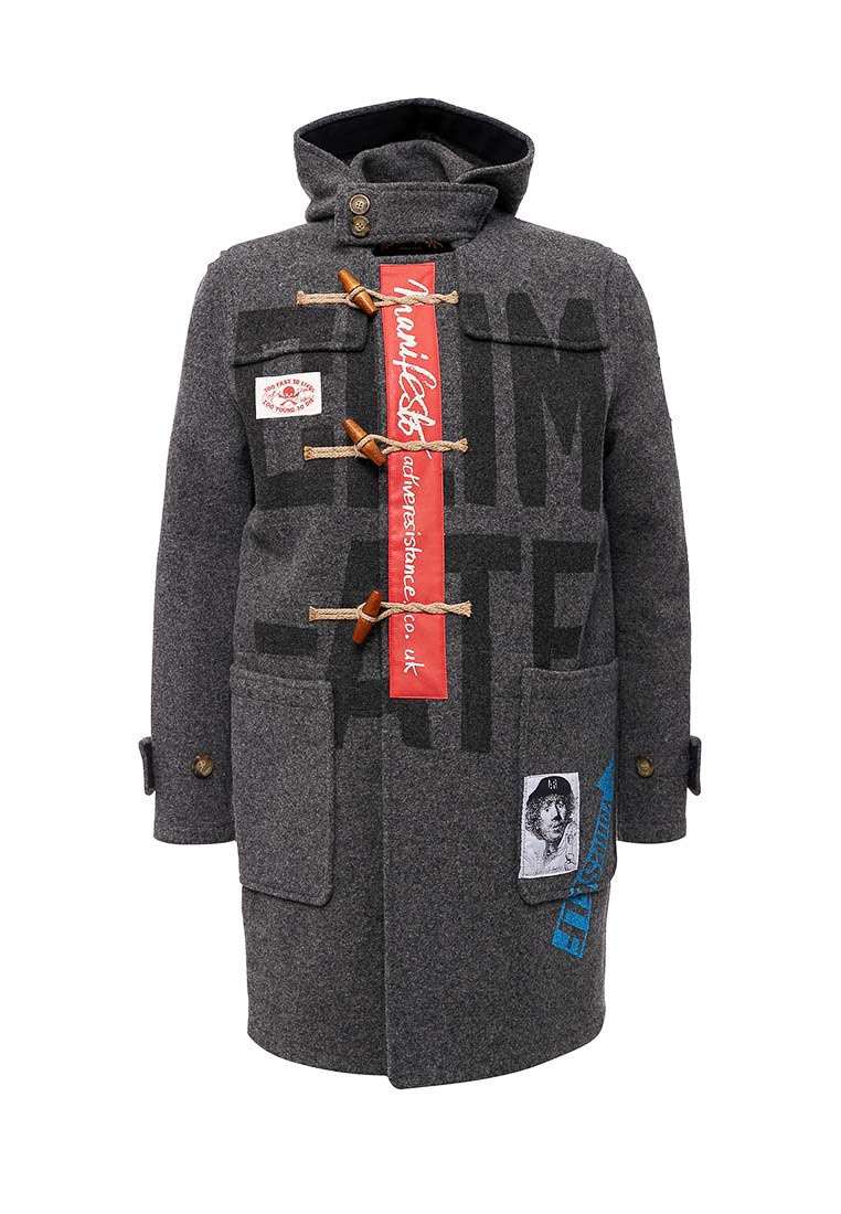 Мужские пальто Vivienne Westwood Anglomania 66075119-192-GL