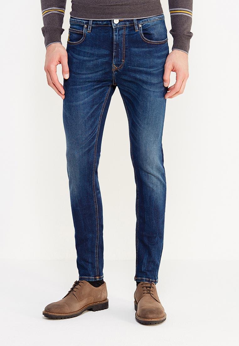 Зауженные джинсы Vivienne Westwood Anglomania DS00ZX-DS0B4-DE