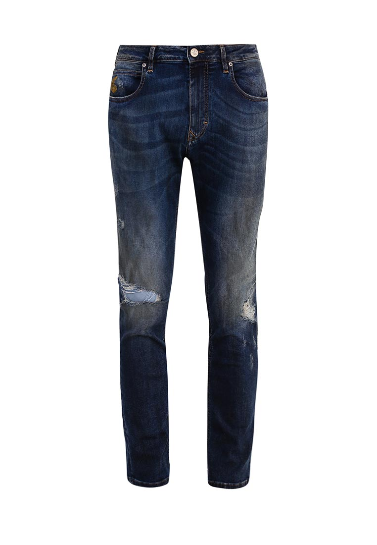 Зауженные джинсы Vivienne Westwood Anglomania DS00ZX-DS0B6-DE