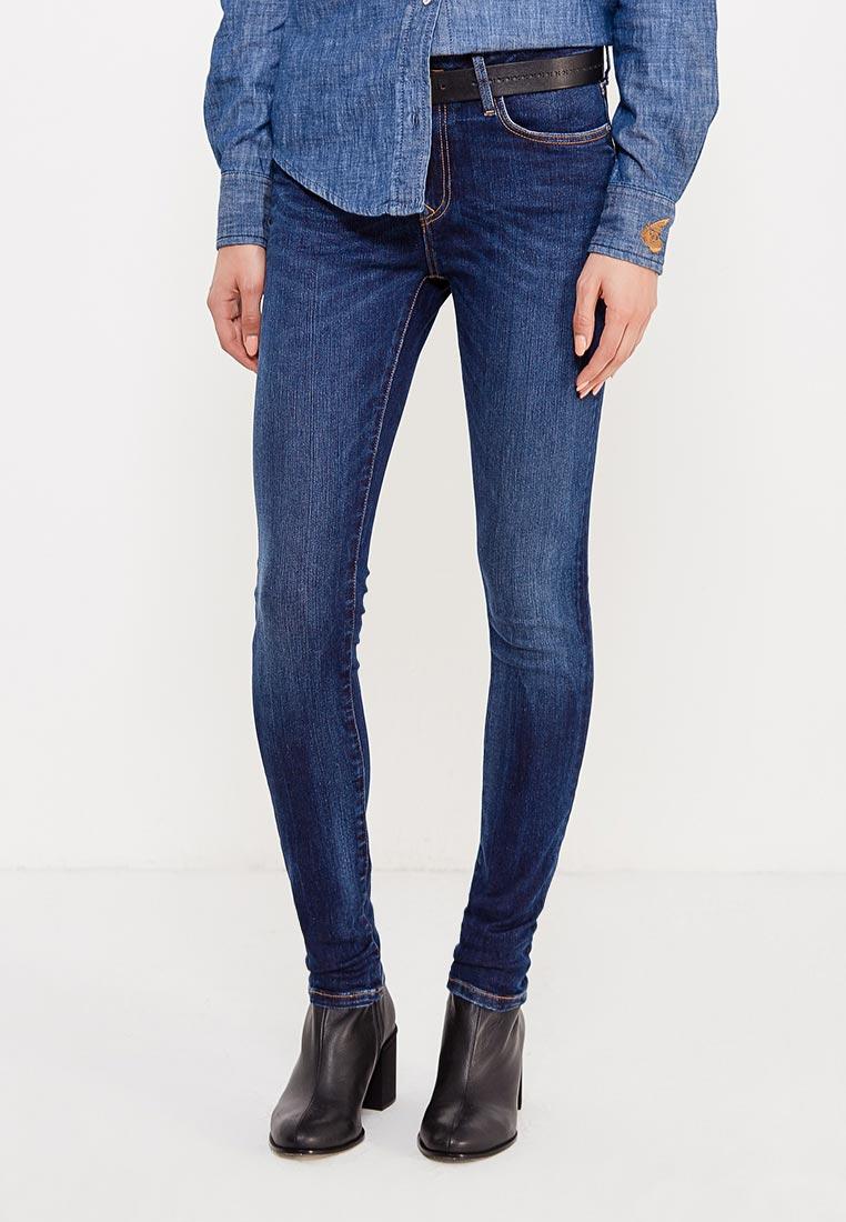 Зауженные джинсы Vivienne Westwood Anglomania DS0A18-DS0B4-DE