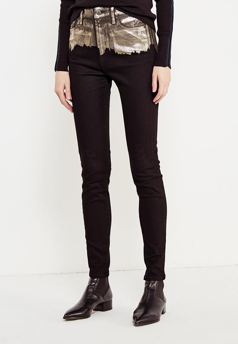 Зауженные джинсы Vivienne Westwood Anglomania DS0A19-DS0BH-DE