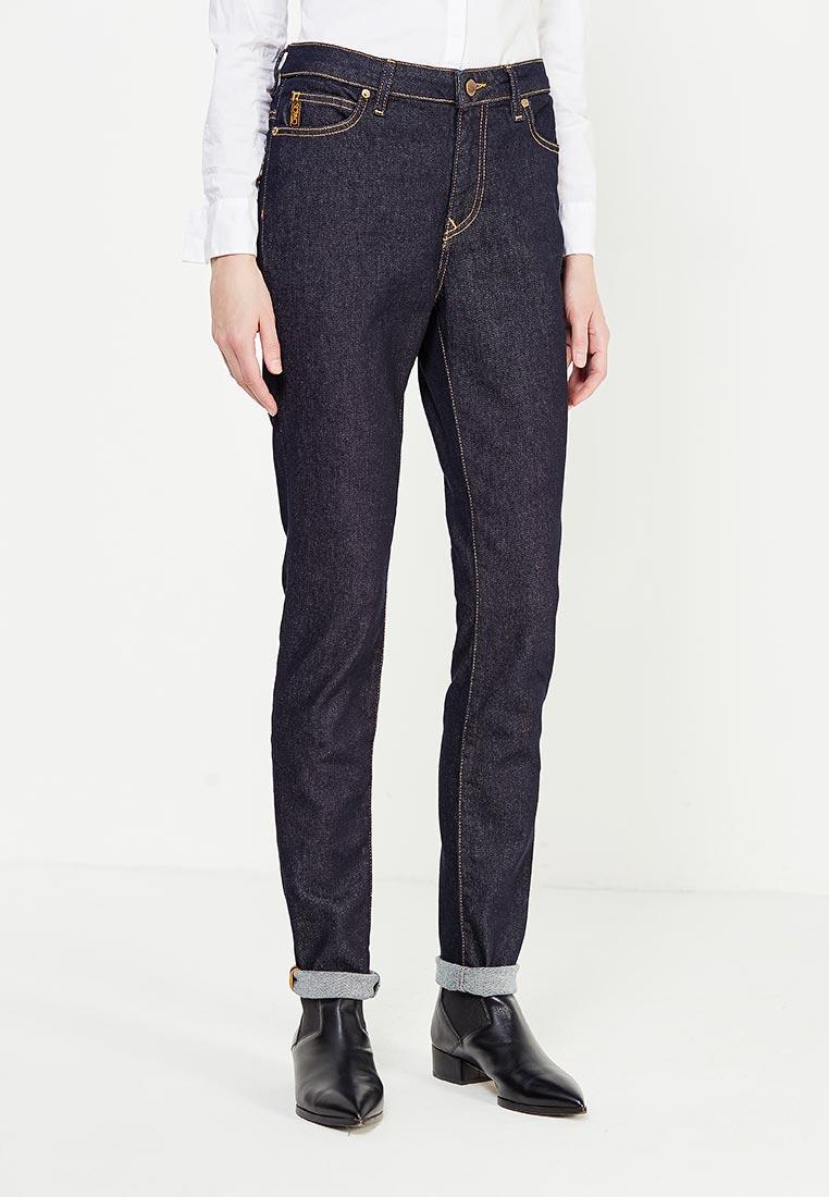 Зауженные джинсы Vivienne Westwood Anglomania DS00ZA-DS0B3-DE
