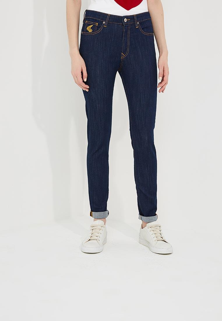Зауженные джинсы Vivienne Westwood Anglomania 19020002-10397-DE