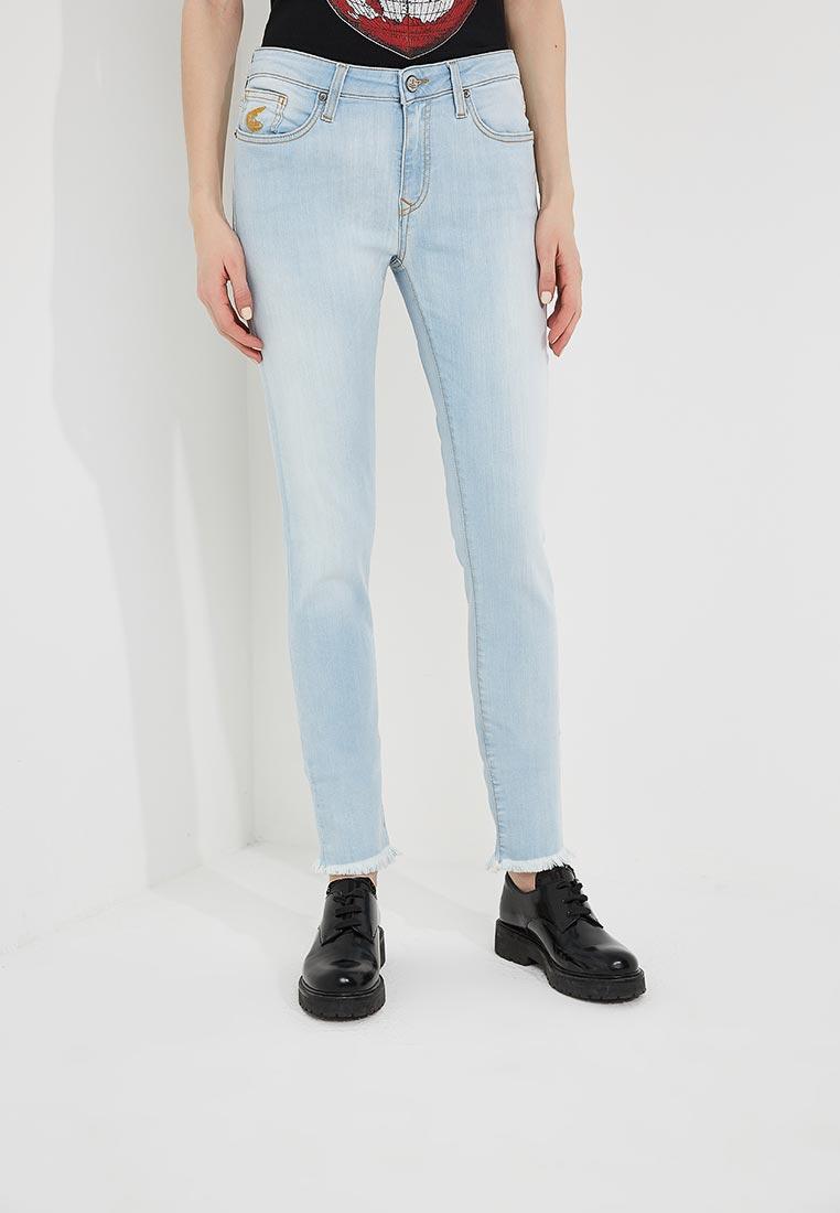 Зауженные джинсы Vivienne Westwood Anglomania 19020001-10394-DE