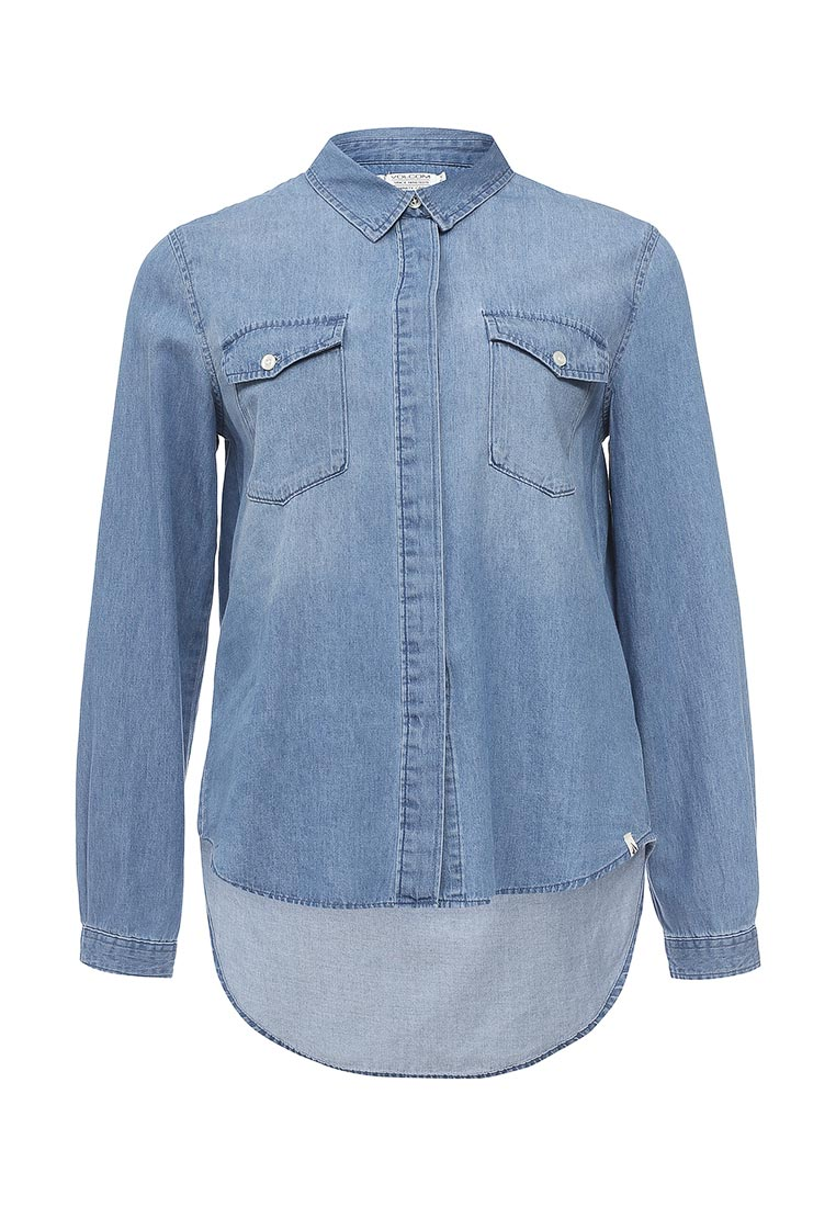 Женские джинсовые рубашки Volcom B0511702