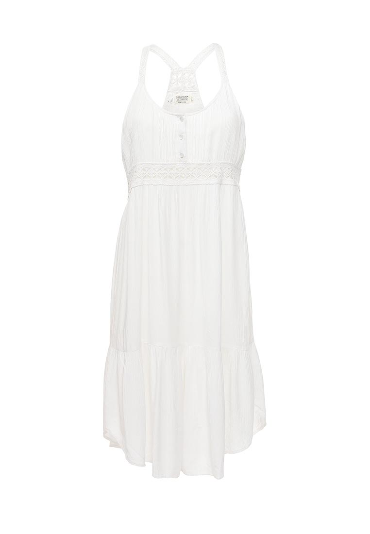 Платье-миди Volcom B1311704