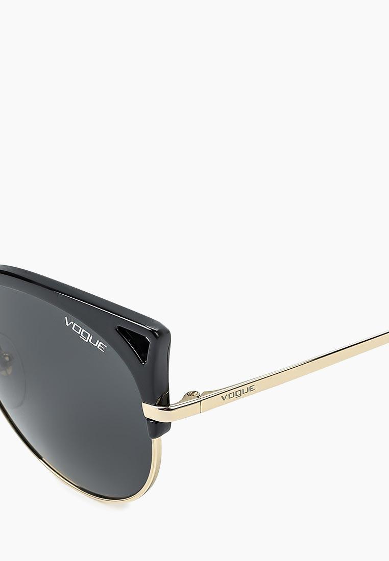 Женские солнцезащитные очки Vogue® Eyewear 0VO5137S: изображение 2