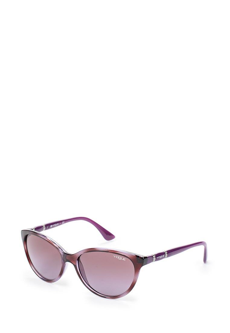 Женские солнцезащитные очки Vogue® Eyewear 0VO2894SB