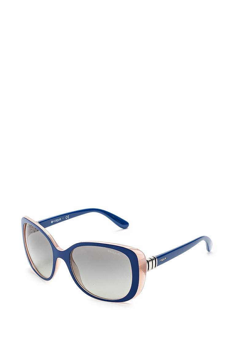 Женские солнцезащитные очки Vogue® Eyewear 0VO5155S