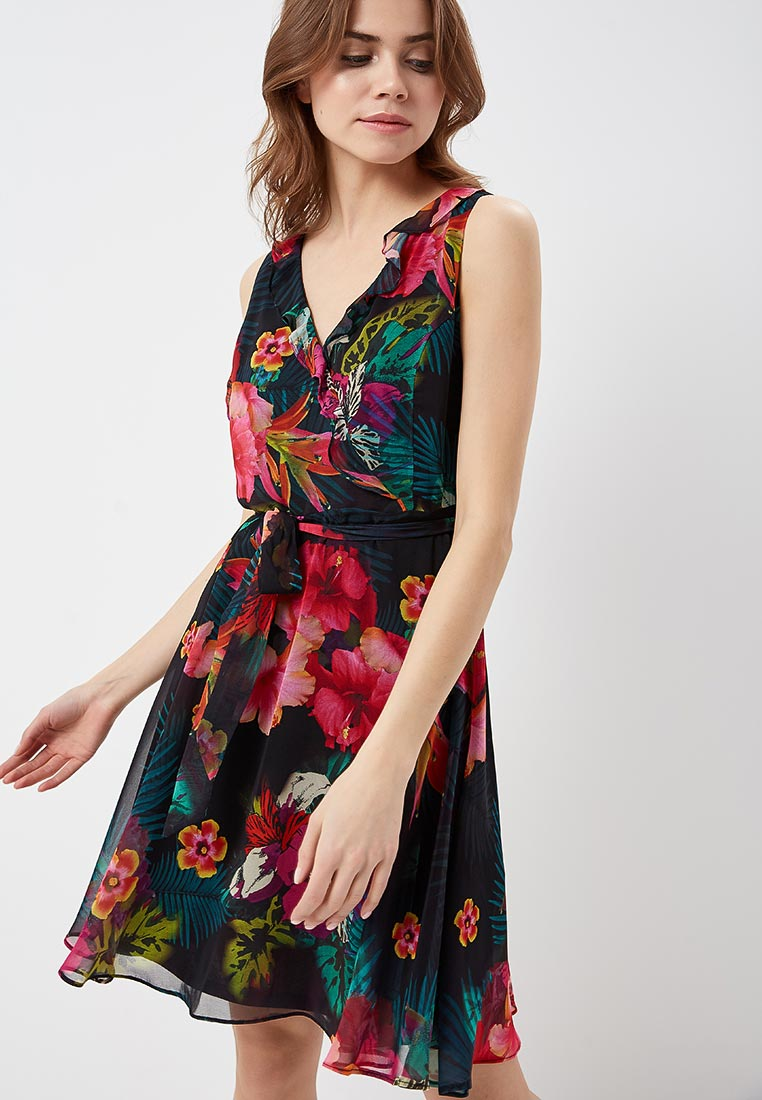 Платье-миди Wallis 154721001