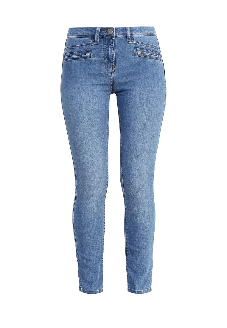 Зауженные джинсы Wallis 313176021