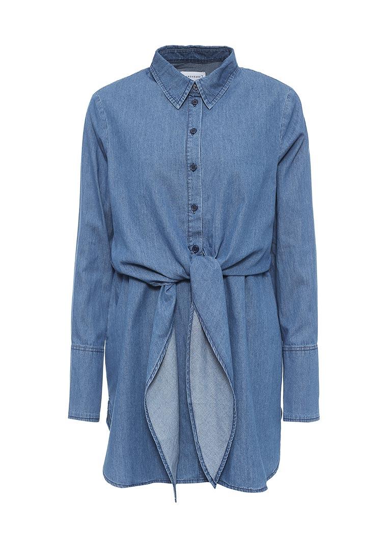 Женские джинсовые рубашки Warehouse (Вэйрхаус) 27719