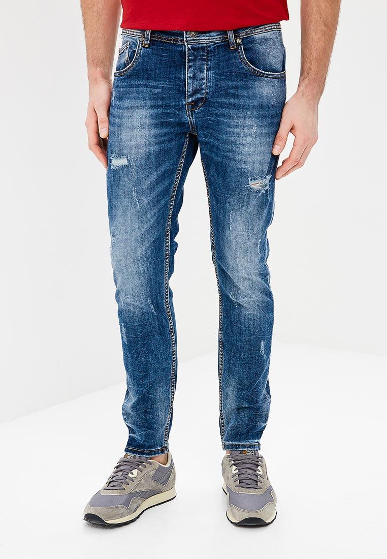 Зауженные джинсы Warren Webber WW0129PT