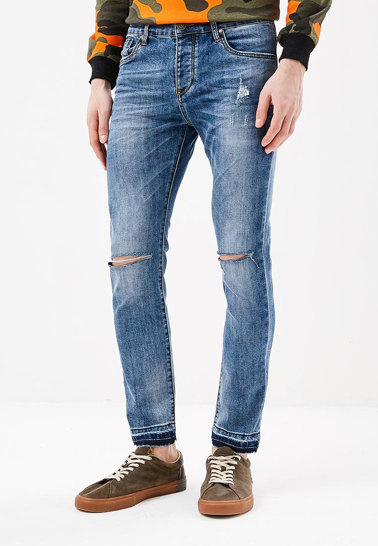 Зауженные джинсы Warren Webber WW0130PT